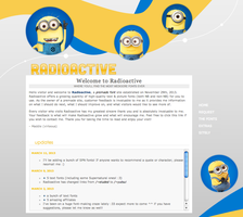Despicable Me by newbiecolourer