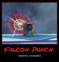 Falcon Punch by Rthecreator