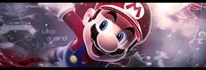 Super Mario Galaxy Number 2 by SmashLord