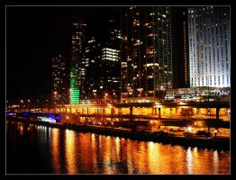 chicago scape 1 by ceah