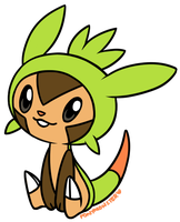 CHESPIN by ponymonster