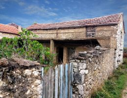Old Village House by ordinarygirl1