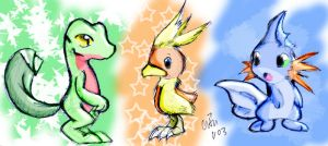 Advanced Starter Doodles by raizy