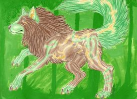 Forest Queen by Thunderflight by ArtOfThePawAndFang