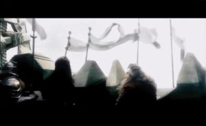 Gif: Thorin Oakenshield- Erebor under attack by Goldie4224