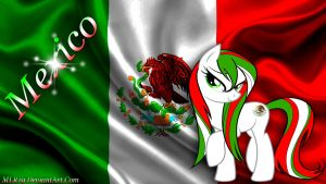Mexico Pony by MLR19