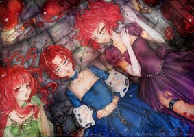 .:Colour of Blood:. by Hoshino-Arashi