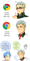 Browsers and their Old logos by ROSEL-D