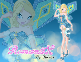 Selene RomantiX - wallpaper by Saku28