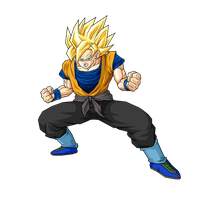 Goku New Outfit by GokuGarlic