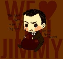We love you Jimmy by planet715