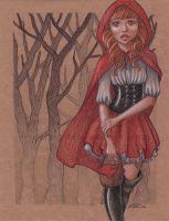 Little Red Riding Hood by Wowiie