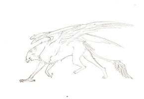 Gryphon 3 by Valmanther