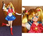 "Sailor Moon 11"" VOLKS DOLL by SetsunaKou"