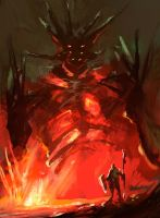 Hell Spawn by parkurtommo