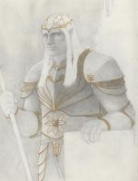 Glorfindel Of Gondolin by RRJones