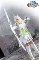 Rena Grand Archer Elsword 3 by ShiroiKobato