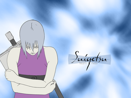 Wallpaper: Suigetsu - 2 by bystrawbrry
