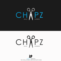 Chapz Barbers Logo by FD-Collateral