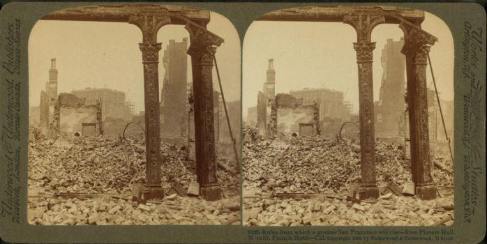 Ruins from which a greater San Francisco will rise by yellowishhaze