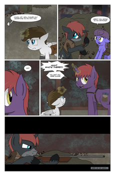 Fallout Equestria: Grounded page 87 by BruinsBrony216