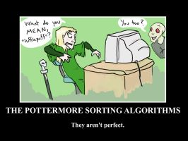 At Least It Wasn't Gryffindor by Treacle-Miner