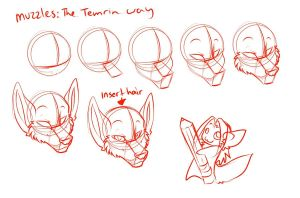 The Temrin Way: Canine Heads by Temrin