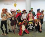 One Piece Group by TheSapphireDragon1