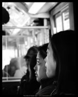 on the bus. by anaelmasri