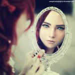 My Reflection by SeraphicWingSigma