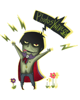 HAPPY BIRTHDAY MURDOC. by jjengo