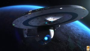 A Starship for Sulu by thefirstfleet