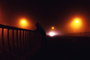Foggy Night by Bestarns