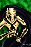 General Grievous by DalekMercy