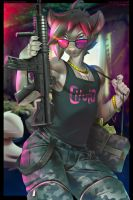Lax Junkie by miles-df