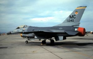 First F-16 assigned to Luke by F16CrewChief