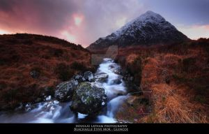 Buachaille Etive Mor - Glencoe by DL-Photography