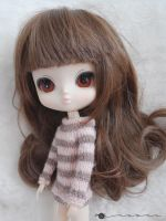 Stripes sweater for Yeolume by kivrin82