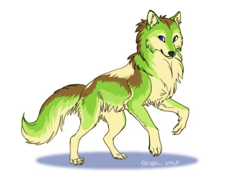 Green by global-wolf