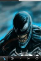 venom from iphone by TuaX