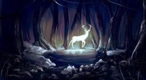 Forest by India-Lee