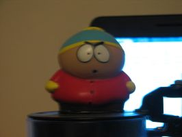 south park cup  cartman by PunkFromMarz89