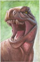 T-Rex... by ssava