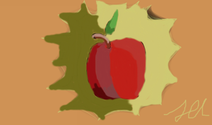 Apple by JECSTER21