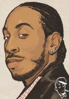 Ludacris by EarnSomeHeight