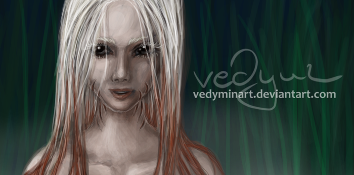 Part of Nix by vedyminArt