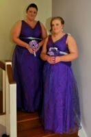 Brides maids dresses by CMsheehan