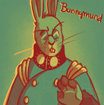 Color Palette challenge 2014 - E. Aster Bunnymund by Shaiger