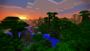 Minecraft is beautiful by JanniFTW