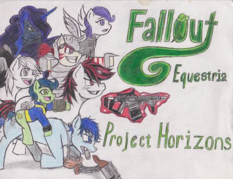 Fallout Equestria Project Horizons by DevilsDarkMessiah